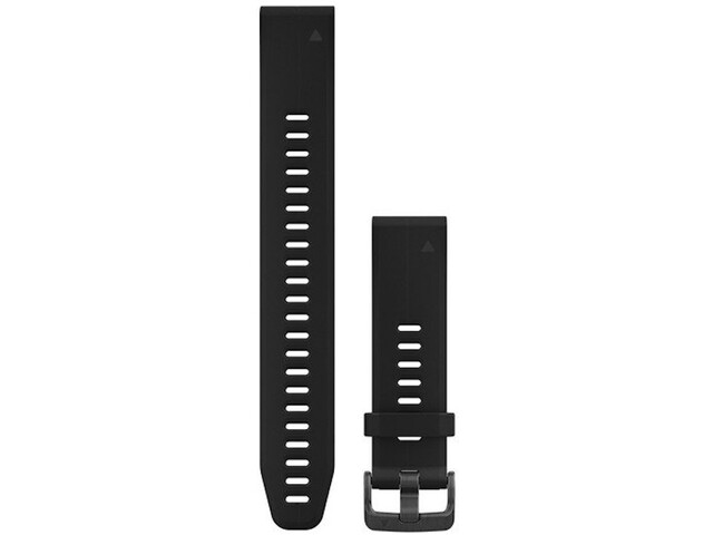 Garmin QuickFit Silicone Watch Bands L 20mm black